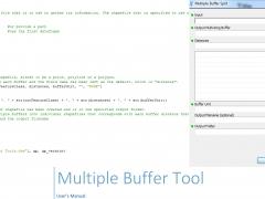 Multiple Buffers Into individual Shapefiles